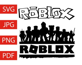 Roblox Font Thai Roblox Font Etsy
