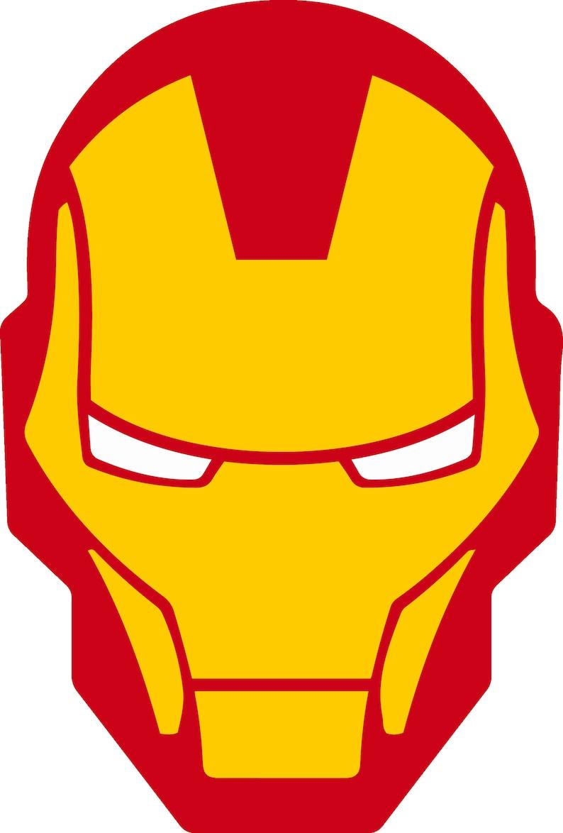 Iron Man Logo Bundle Ironman Logo Superhero Svg Jpg Png   Etsy