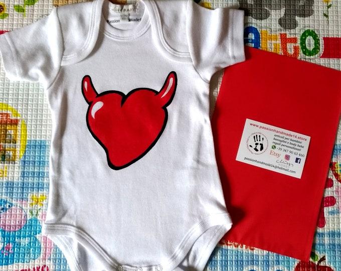LITFIBA baby bodysuit, newborn, baby boy, baby girl, custom baby romper