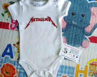c715bebd8 Metallica baby