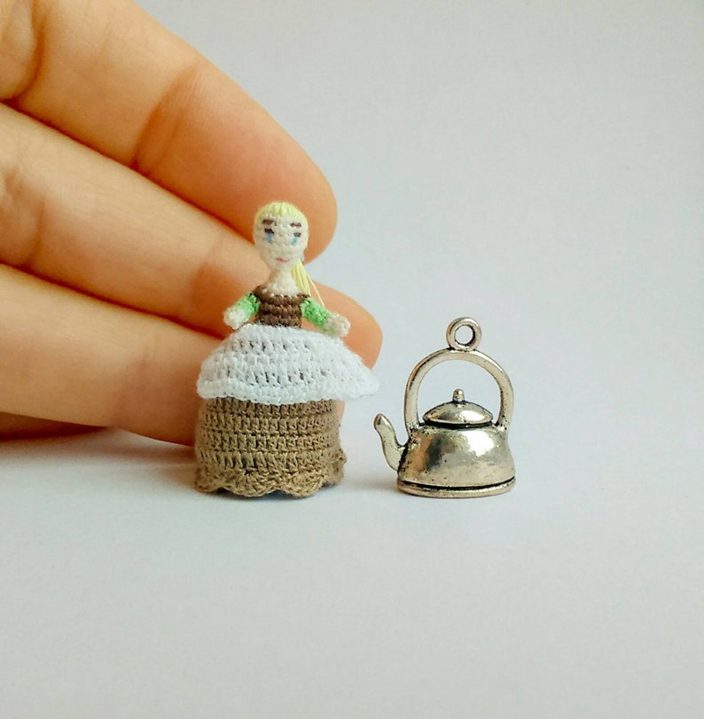 Cinderella & Rapunzel bundle Crochet Amigurumi Doll Pattern | Etsy | 811x794