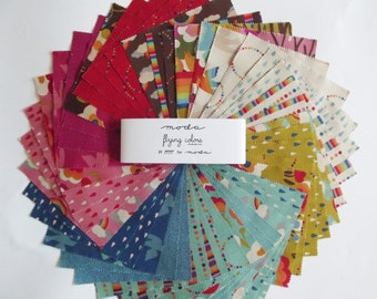 """Flying Colours 5"""" Charm Pack by Moda"""