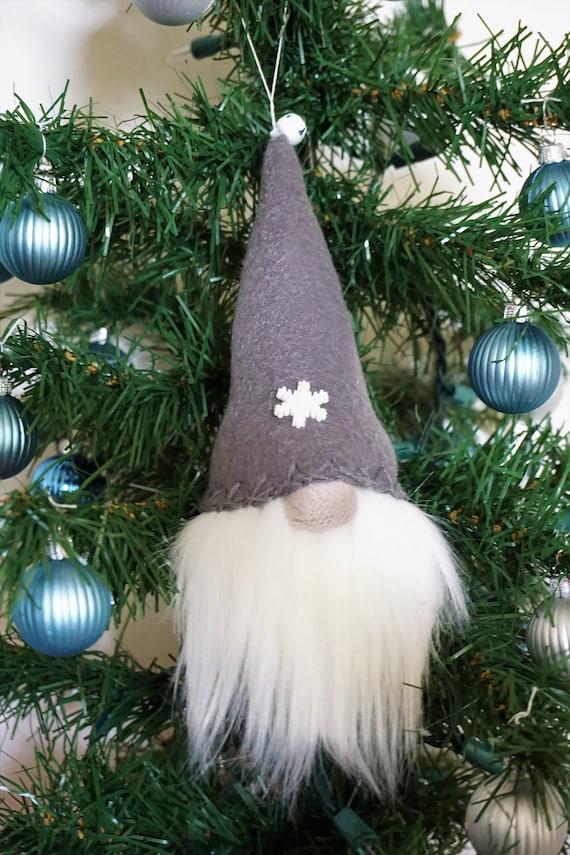 Hangen Gnome Schwedische Gnome Christbaumschmuck Jul Deko Etsy