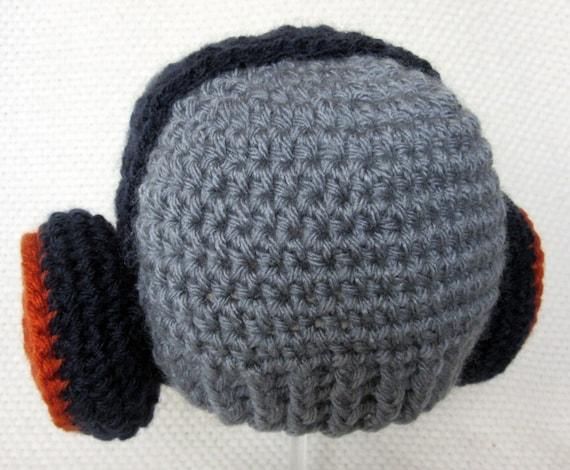 Häkeln Sie Kopfhörer Baby Mütze Dj Geschenke Neugeborenen Etsy
