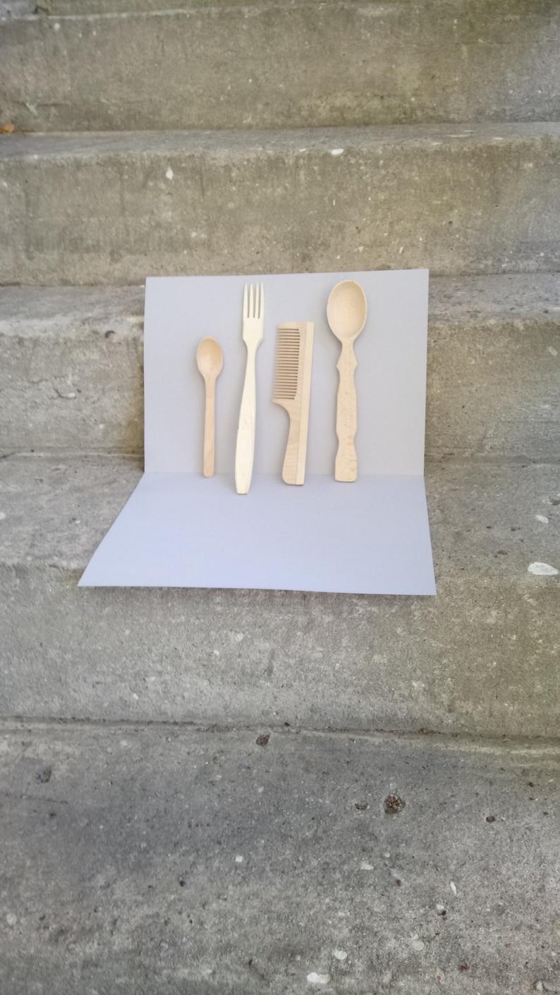 Slavviking wooden utensils