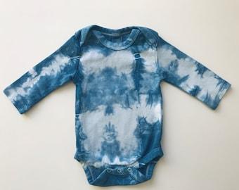 Organic Cotton Indigo Dyed Baby and Toddler Clothes