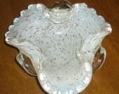 Murano-Style Decorative Glass Bowl c1960 39 s
