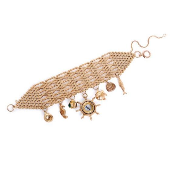 Simply Nautical Bracelet