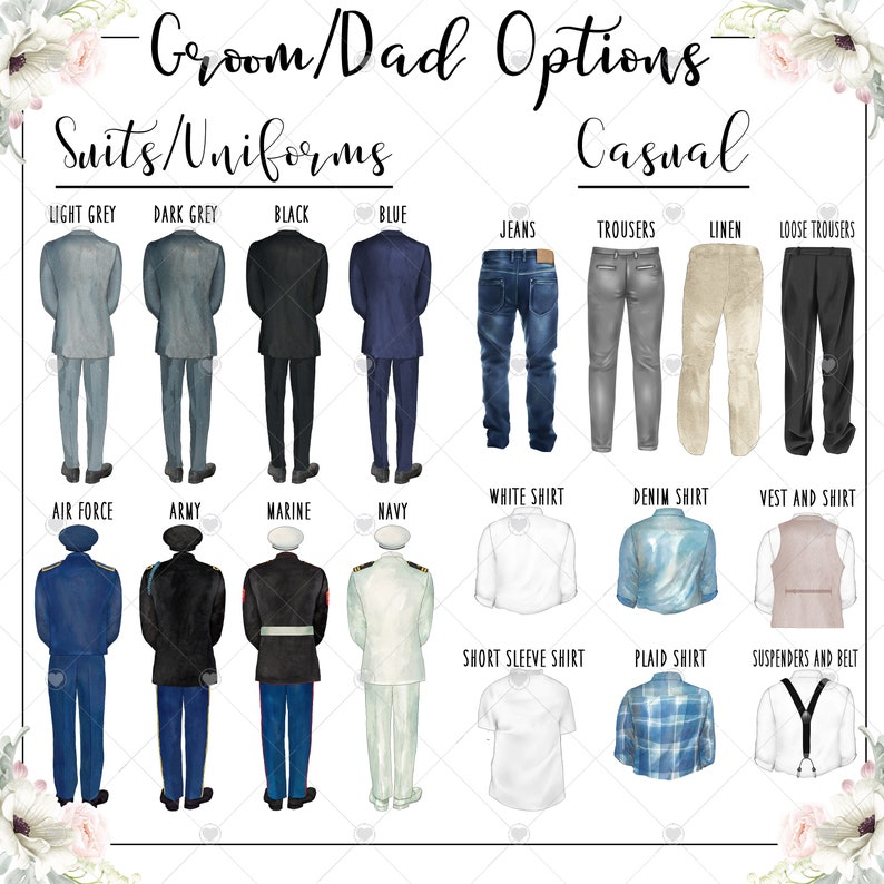 To My Dad Dad Wedding Card To My Dad on My Wedding Day To My Dad Card Wedding Day Card Wedding Illustration