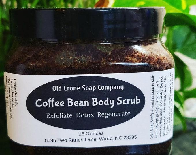 Featured listing image: Coffee Bean Body Scrub