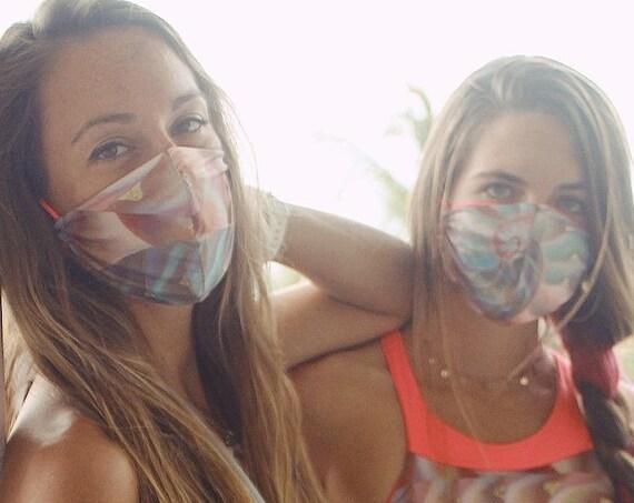 Danielle Burnside Art Washable Facemask