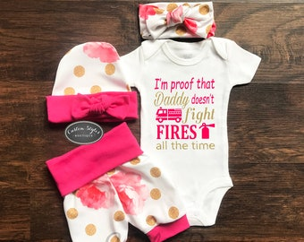 785d4fc649ad Baby Girl Summer Outfit Set