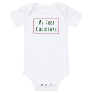 Christmas Baby Bodysuit Boys Thanksgiving NEWBORN White Baby Clothing Friends TV Show You Are My Everest in White Girls