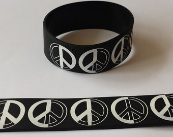PEACE WRISTBANDS