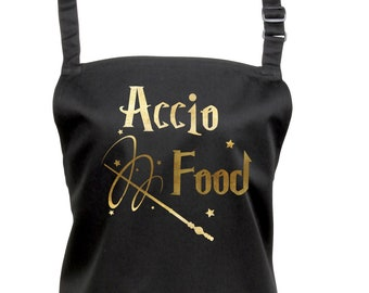 Accio Food - Apron with Pocket. 23 Colours to Choose From (Ref: 1192)