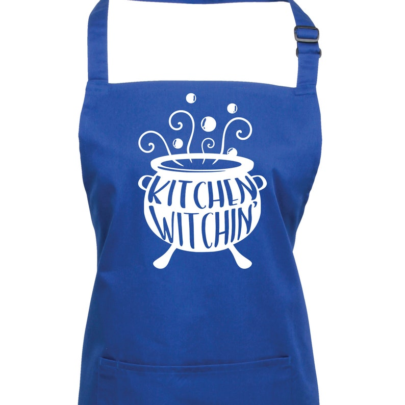 Kitchen Witchin' Apron For When You're Creating image 0