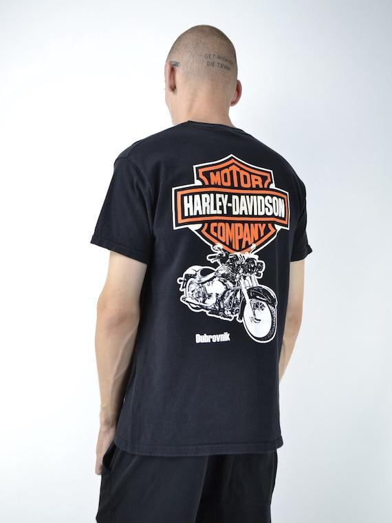 Harley Davidson Fruit of the Loom Tee Shirt