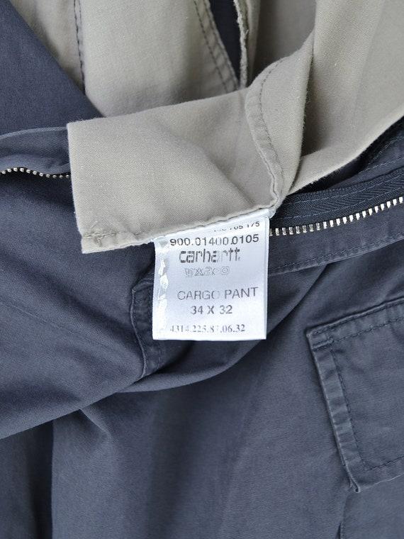 Vintage Carhartt Cargo Pants 90s - image 8