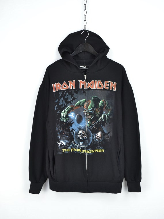Iron Maiden The Final Frontier Hoodie