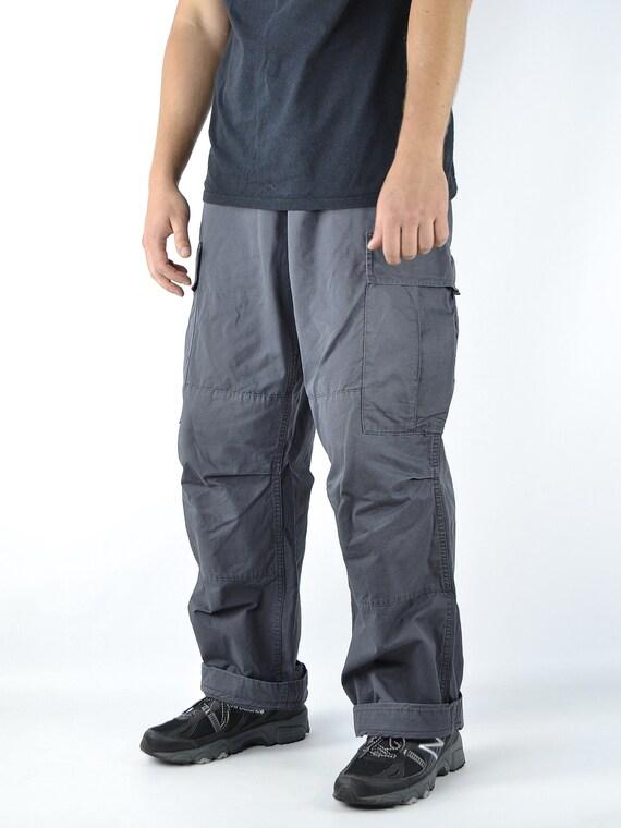 Vintage Carhartt Cargo Pants 90s - image 2