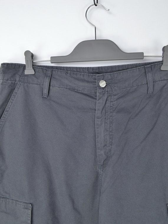 Vintage Carhartt Cargo Pants 90s - image 7
