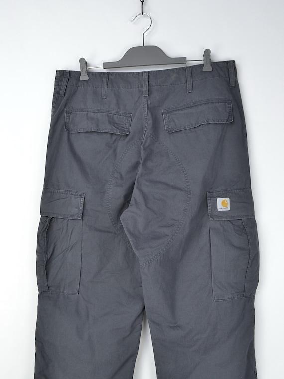 Vintage Carhartt Cargo Pants 90s - image 10