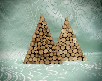 READY TO SHIP Wooden tree,Handmade Christmas tree,Christmas decoration,Christmas ornament,Christmas Tree,Wooden Tree,Gift Idea