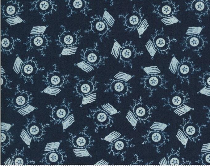 American Gatherings / 49125 15 / Moda / Primitive Gatherings / Patriotic / Fabric / Quilting Fabric