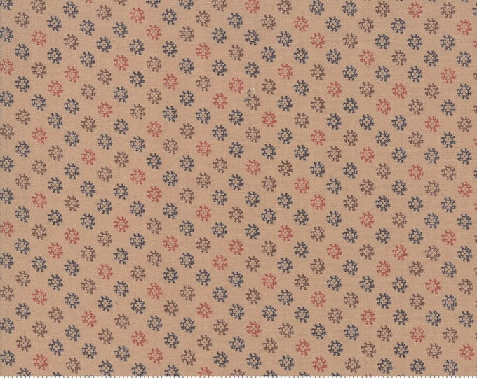 38077 13 / Moda / Fabric / Quilting Fabric / Shelbyville Collection / Jo Morton /