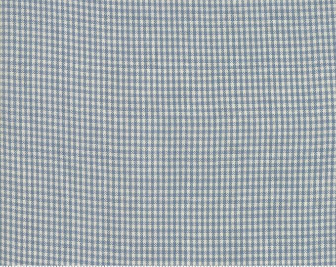 12215 16 / Moda / Northport Slick Check/ Fabric / Quilting Fabric /