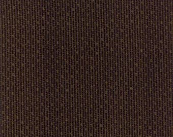 38034 27 / Moda / Fabric / Quilting Fabric / New Hope Collection /Jo Morton / Black