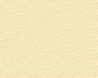 Prairie Dry Goods / R1763 Lt Beige  / Marcus Fabrics / Pam Buda / Fabric / Quilting Fabric