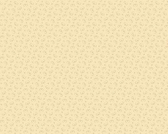 Prairie Dry Goods / R1753 Cream / Marcus Fabrics / Pam Buda / Fabric / Quilting Fabric