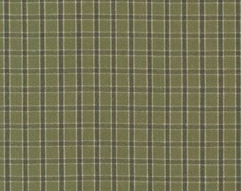 Homespun Fabric / 9660 29 / Kansas Troubles Quilters / Homemade  Homespuns / Moda  / Wovens / Fabric / Quilting Fabric