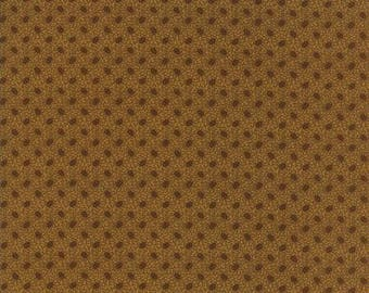 38038 15 / Moda / Fabric / Quilting Fabric / New Hope Collection /Jo Morton / Gold