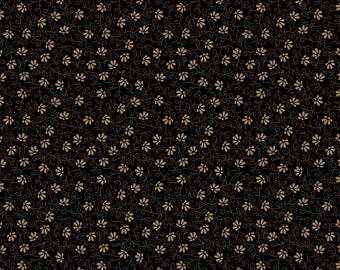 Prairie Dry Goods / R1750 Black / Marcus Fabrics / Pam Buda / Fabric / Quilting Fabric