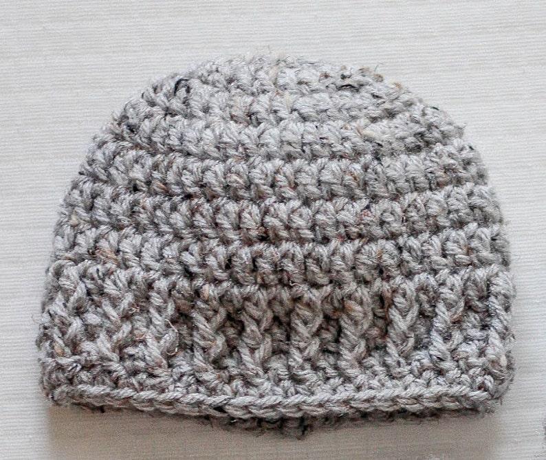 16cc9258b05 Crochet Pattern Crochet Baby Hat Pattern Newborn Baby Boy