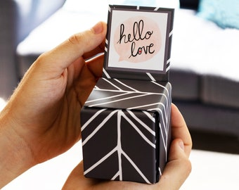 1 Year Anniversary Gift For Boyfriend Etsy