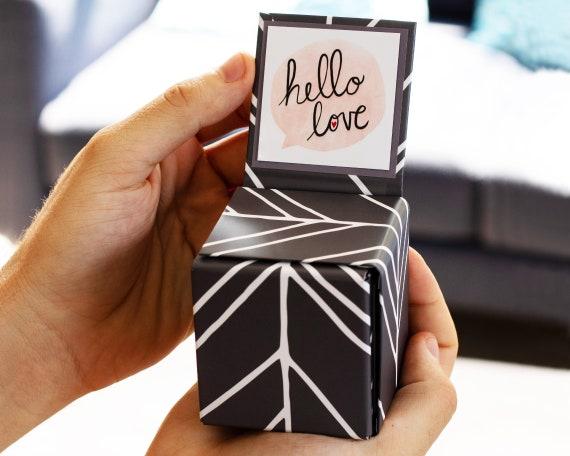Cadeau exceptionnel pour son copain