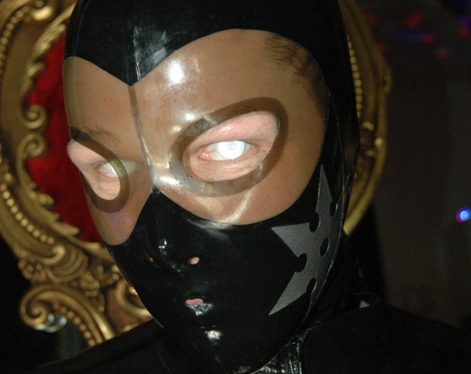 The Ninja Latex Hood