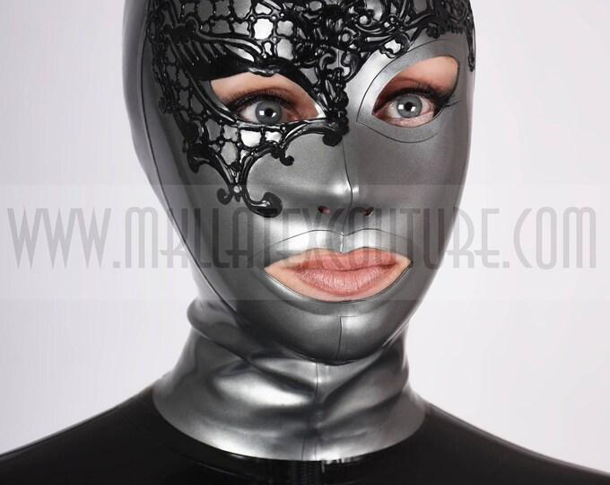 The Carnival Latex Hood