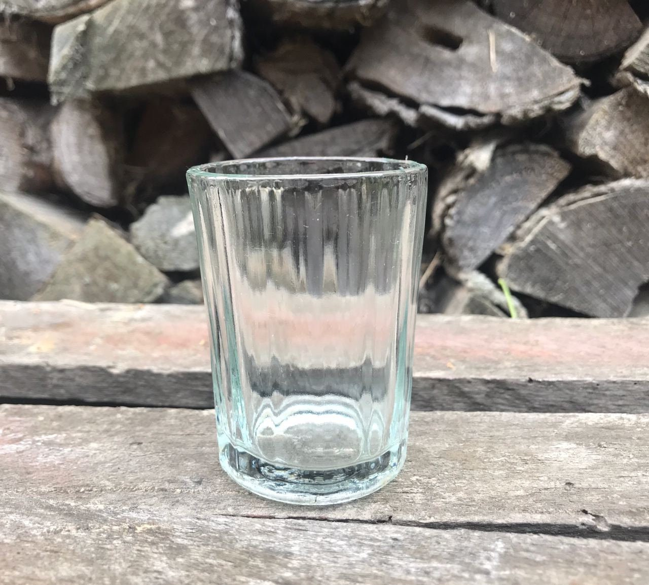 Faceted Glass Drinking  Glasses Vodka  Vintage Soviet Glass  Russian Traditional Glass USSR glass for vodka