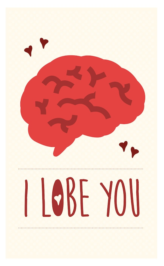 Cute Medical Valentine Coronary Artery Medical Valentine/'s Day Card Card For Doctor or Med Student