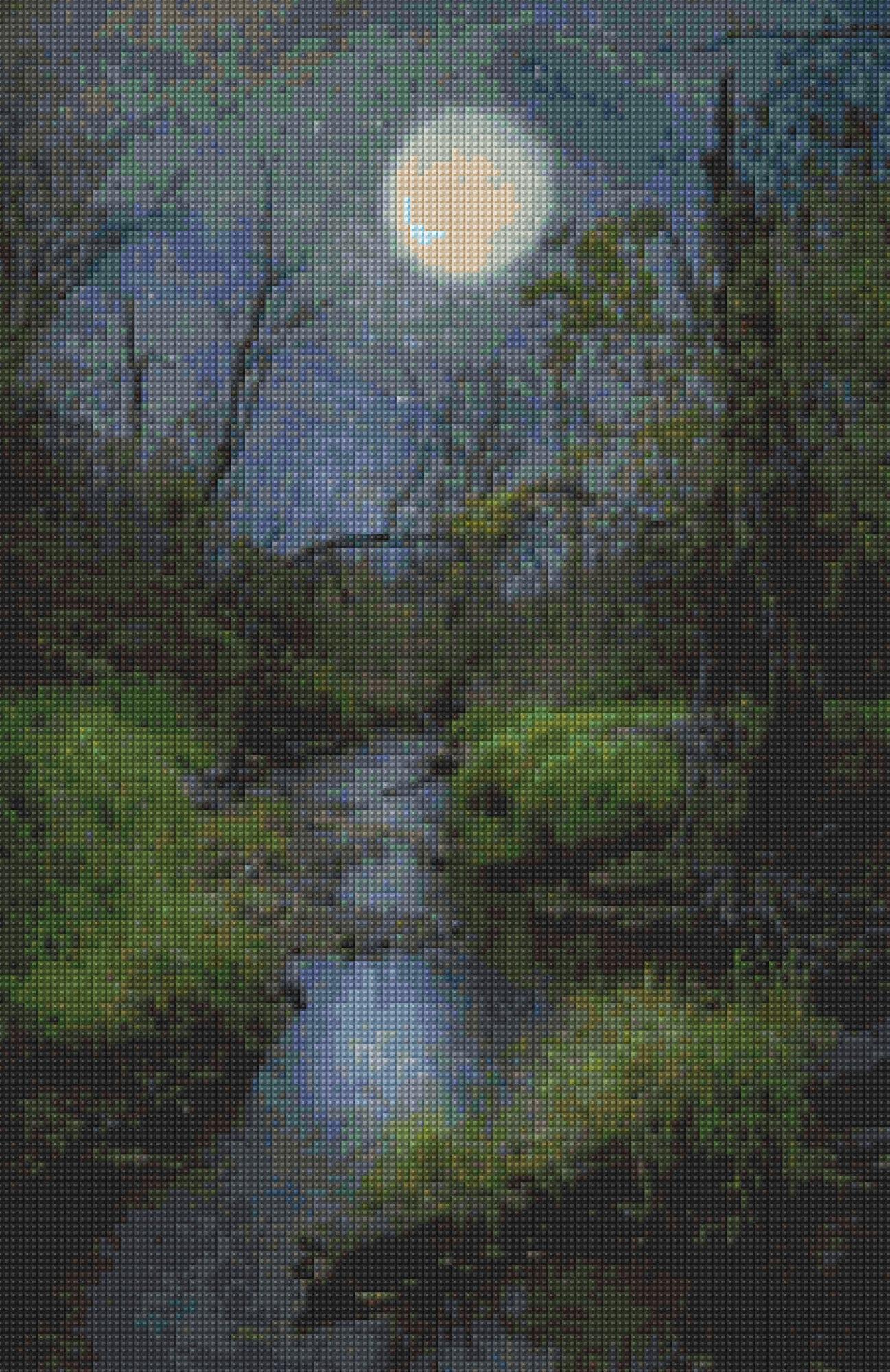 Moonlight Stream