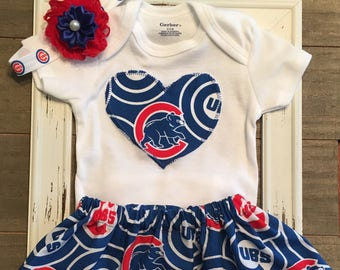 Chicago Cubs Outfit 8216f318a