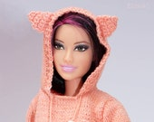 Pink Cat Sweater