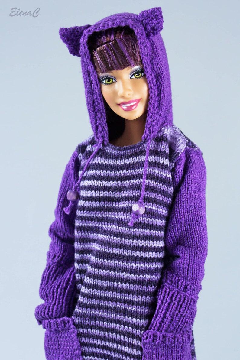 Purple Sweater image 0