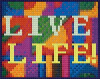 Craft Kits for Kids, Craft Kits for Adults, Mosaic Kits, Inspirational Craft Kits, Pixel Art Kits, DIY Kits for Children, Educational Kits