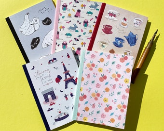 Notebooks, Notebook, Issue A6