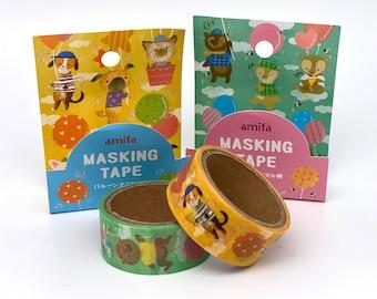 Dog Bears - Washi Tape/Masking Tape